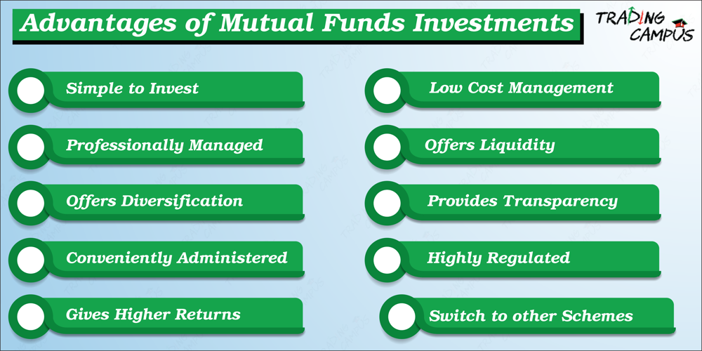 The Advantages Of Mutual Funds