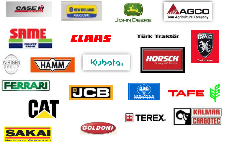 Balkrishna Industries Company Clients