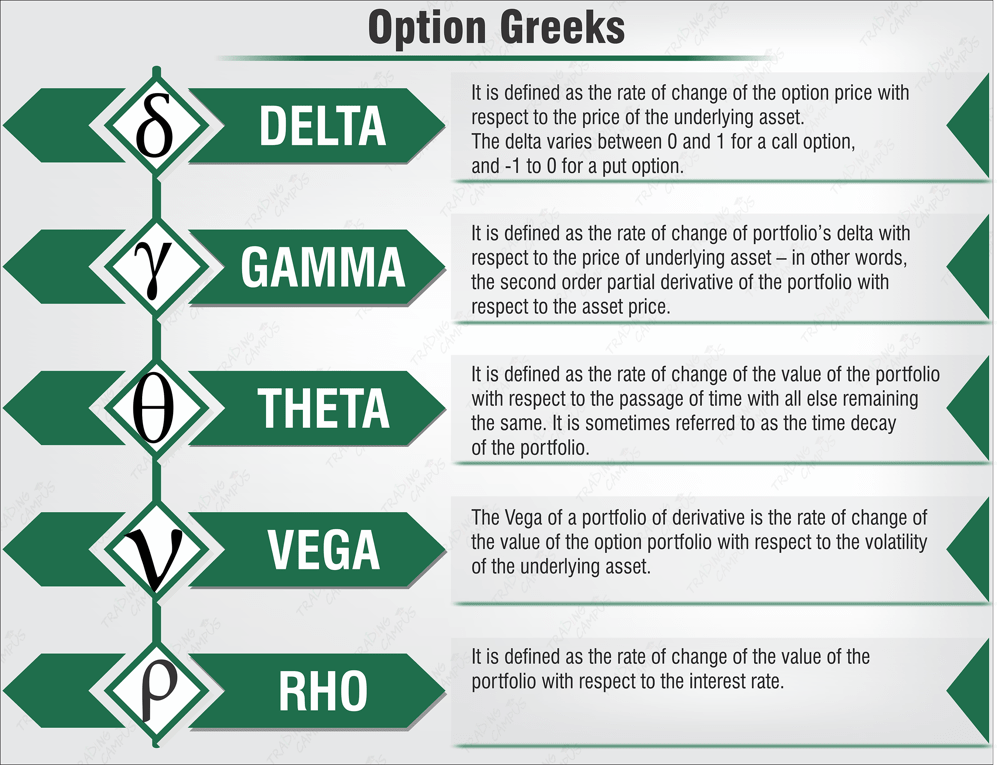Options trading rho