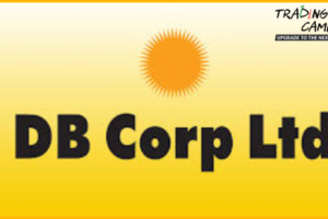 DB Corp share price