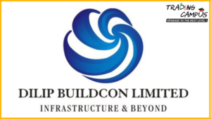 Dilip Buildcon share price