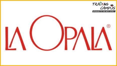 La Opala share price