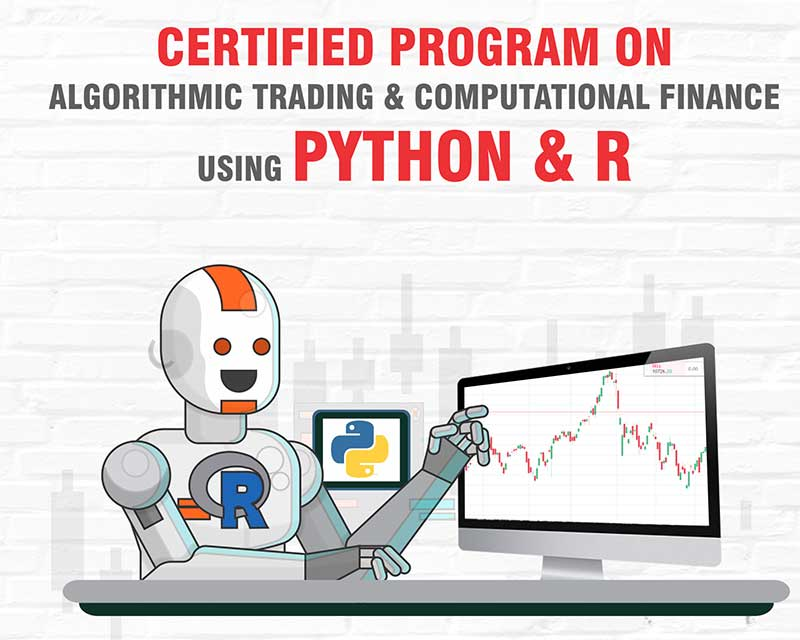 Algorithmic Trading & Computational Finance using Python & R